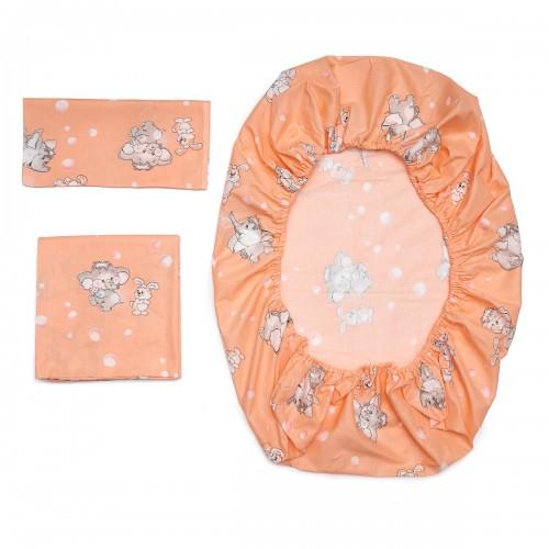 Комплект постельного белья (простыня на резинке)