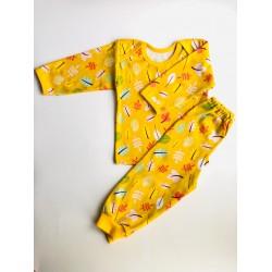Пижама ясельная из интерлока ИНО 75-1